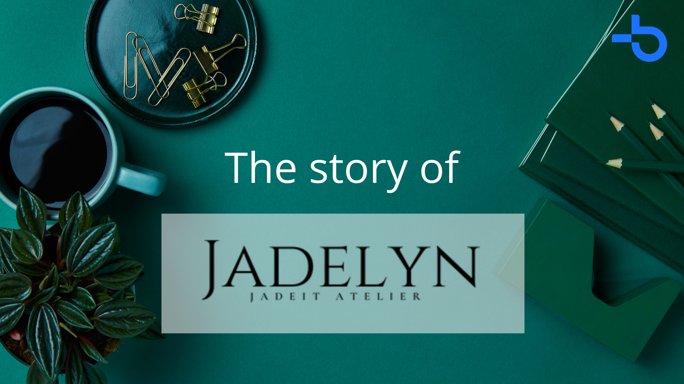 the story of Jadelyn financing from Booste